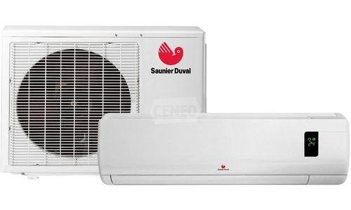 W naszej ofercie posiadamy klimatyzatory Saunier Duval